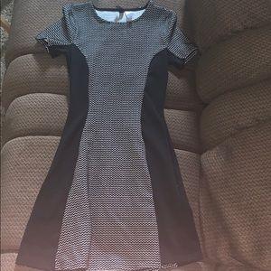 Lack dress